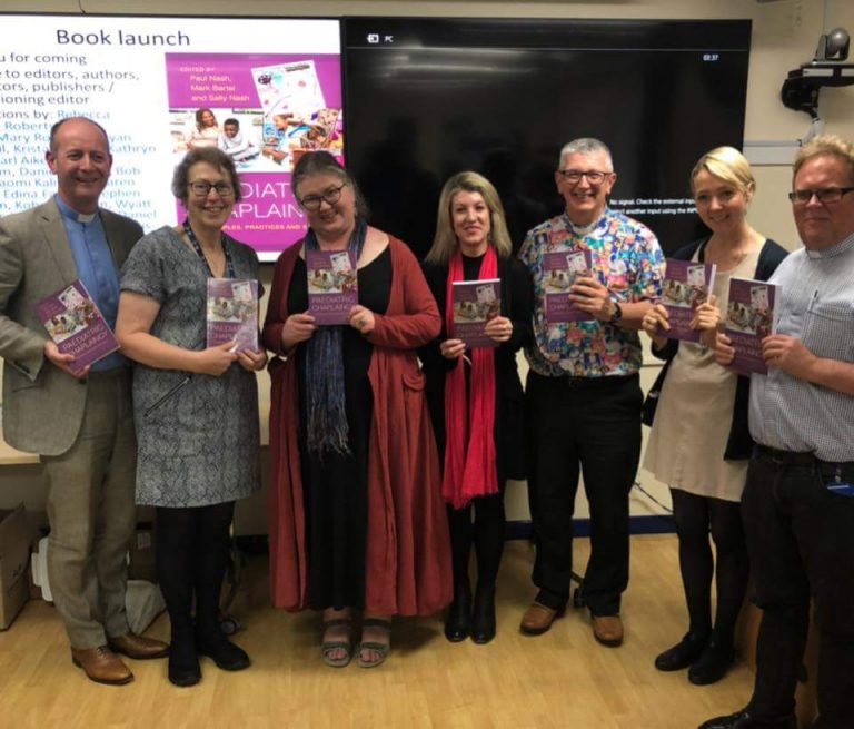Launch of Paediatric Chaplaincy Principles, Practices and Skills