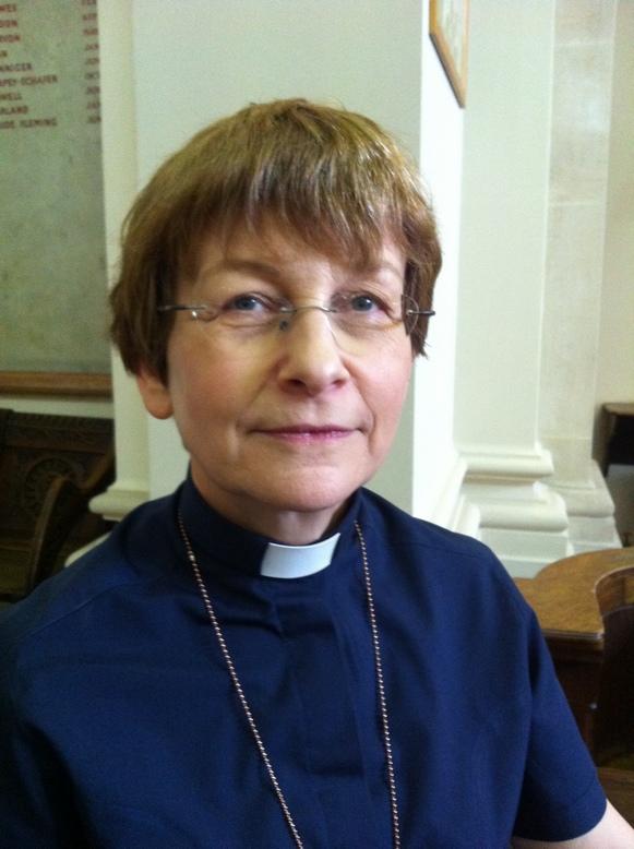 Revd Sue Taylor